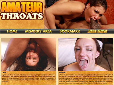 Amateur Throats